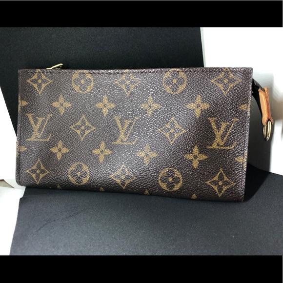 00a230b739b9 Louis Vuitton Handbags - Louis Vuitton Small Zipper Pouch